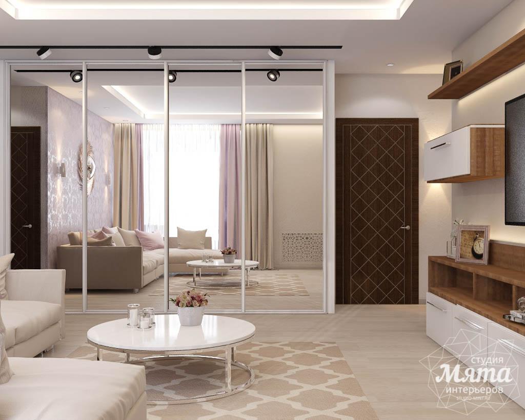 Дизайн интерьера трехкомнатной квартиры по ул. Фурманова 124 img1185791878