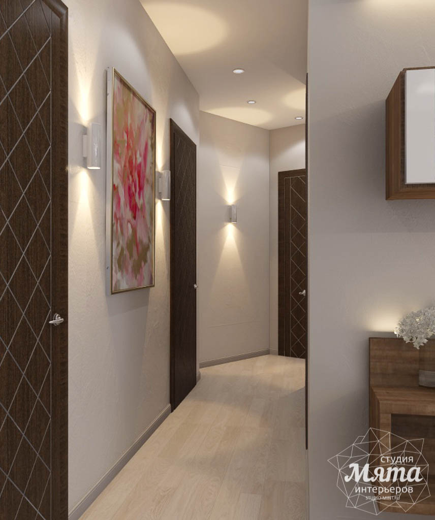 Дизайн интерьера трехкомнатной квартиры по ул. Фурманова 124 img1868969280