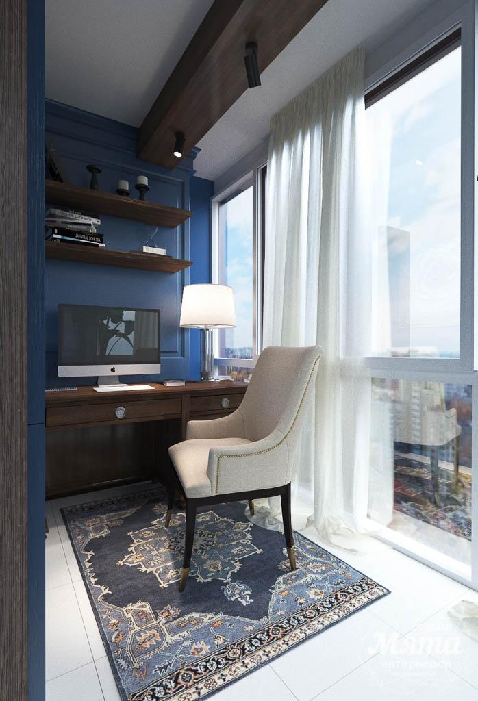 Дизайн интерьера трехкомнатной квартиры по ул. Фурманова 124 img998660739