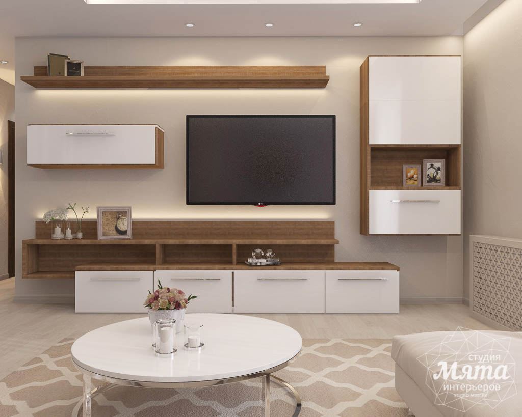 Дизайн интерьера трехкомнатной квартиры по ул. Фурманова 124 img627223404