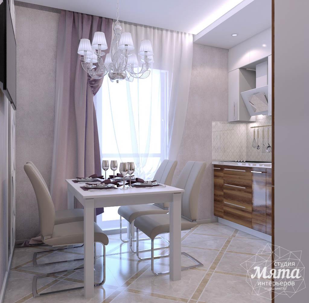 Дизайн интерьера трехкомнатной квартиры по ул. Фурманова 124 img323705181