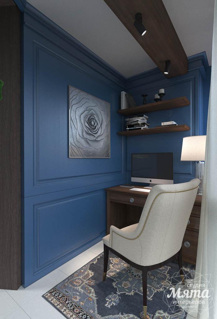 Дизайн интерьера трехкомнатной квартиры по ул. Фурманова 124 img1278128283