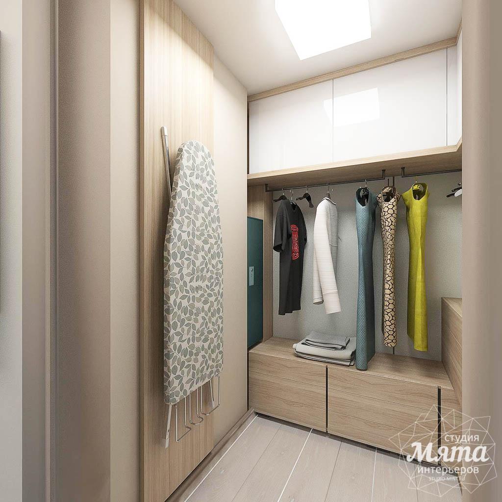 Дизайн интерьера двухкомнатной квартиры в Верхней Пышме по Успенскому проспекту 113Б img1836095175