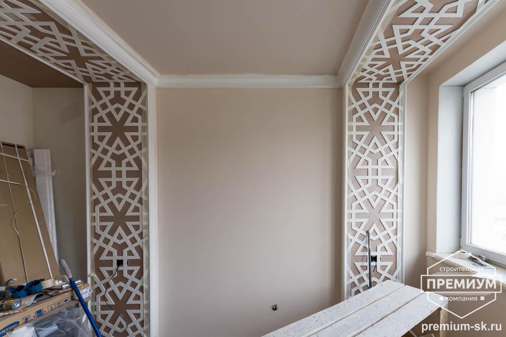 Дизайн интерьера и ремонт трехкомнатной квартиры по ул. Татищева 49 79