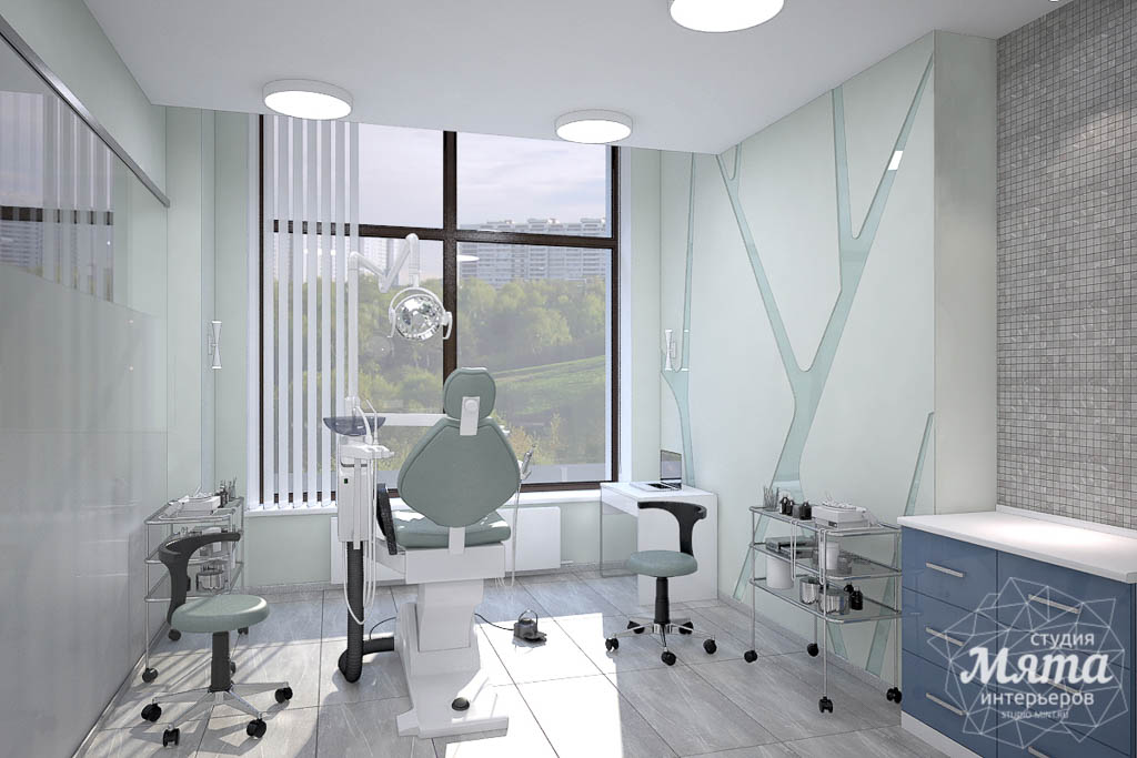 Дизайн интерьера и ремонт стоматологической клиники в ЖК Лига Чемпионов img1081043341