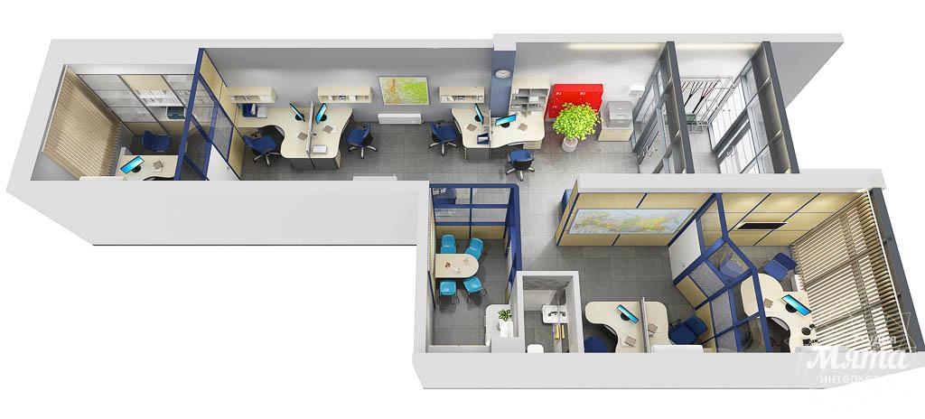 Дизайн интерьера офиса по ул. Чкалова 231 img1914344792