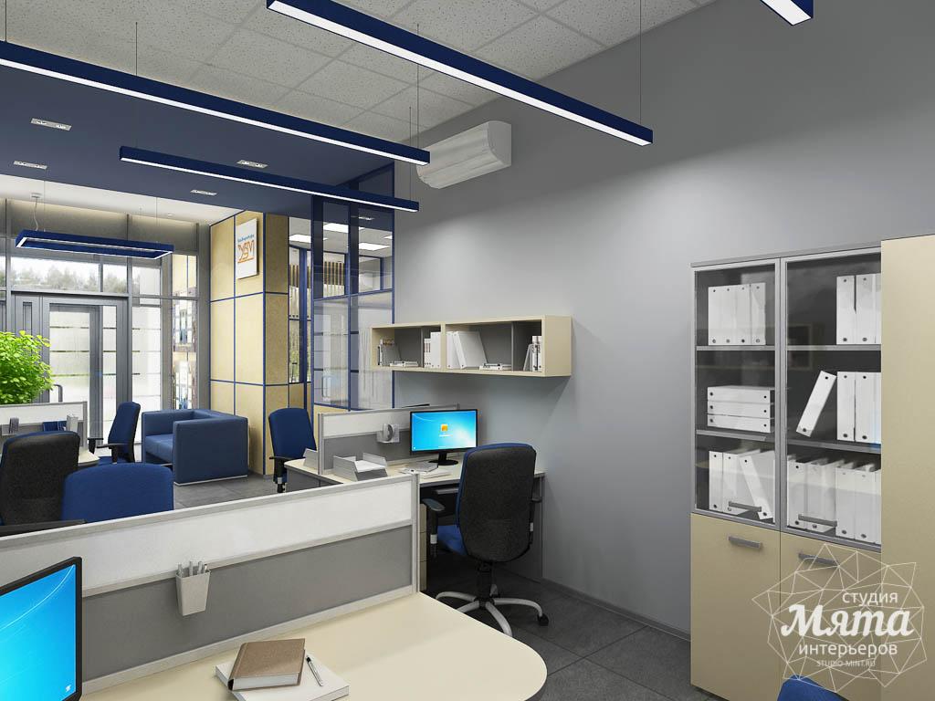 Дизайн интерьера офиса по ул. Чкалова 231 img346571372