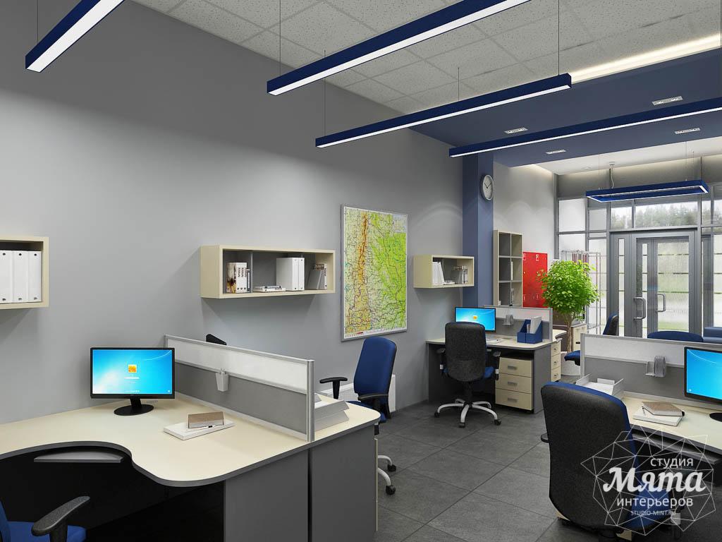 Дизайн интерьера офиса по ул. Чкалова 231 img502392051