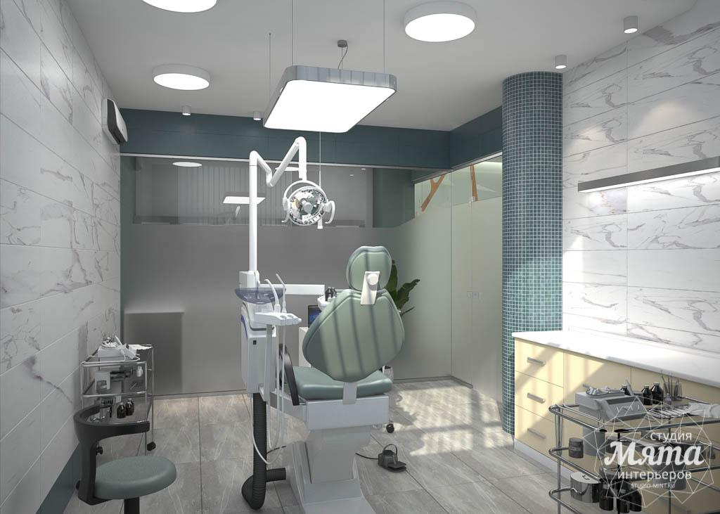 Дизайн интерьера и ремонт стоматологической клиники в ЖК Лига Чемпионов img235876495