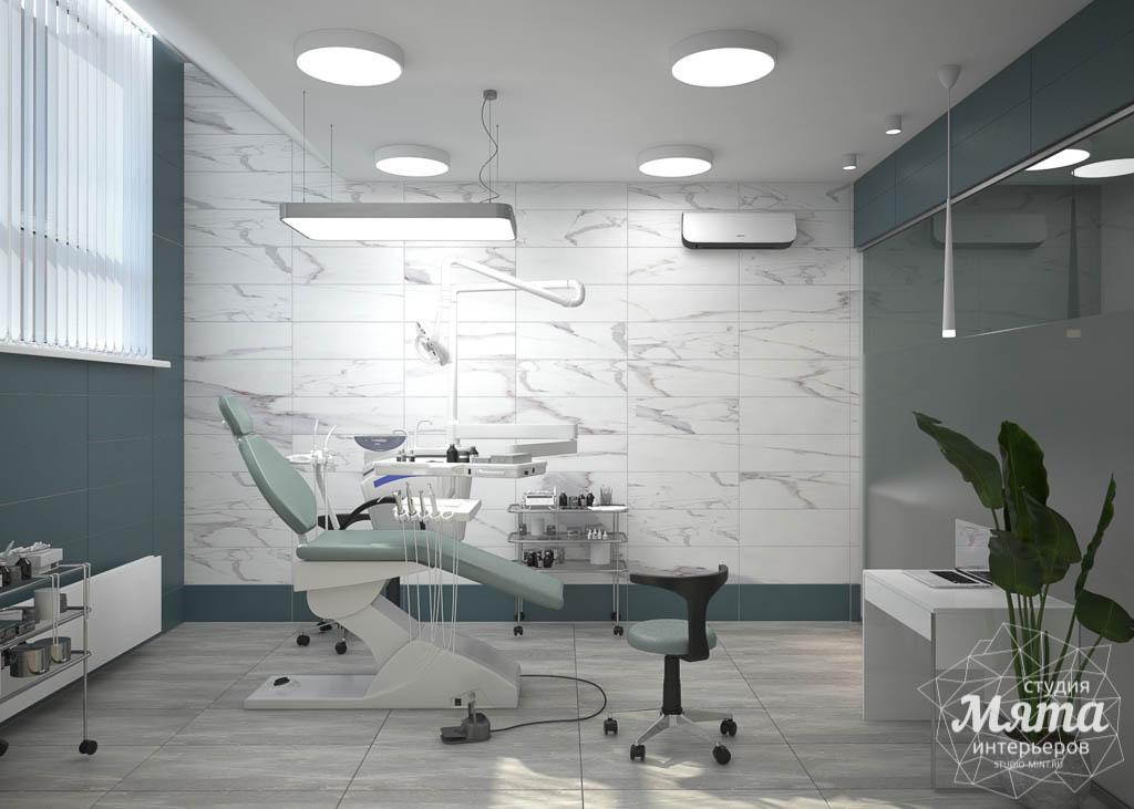 Дизайн интерьера и ремонт стоматологической клиники в ЖК Лига Чемпионов img1910354566
