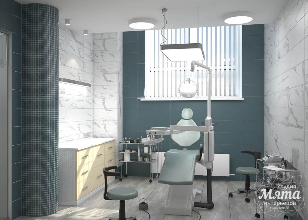 Дизайн интерьера и ремонт стоматологической клиники в ЖК Лига Чемпионов img10576897