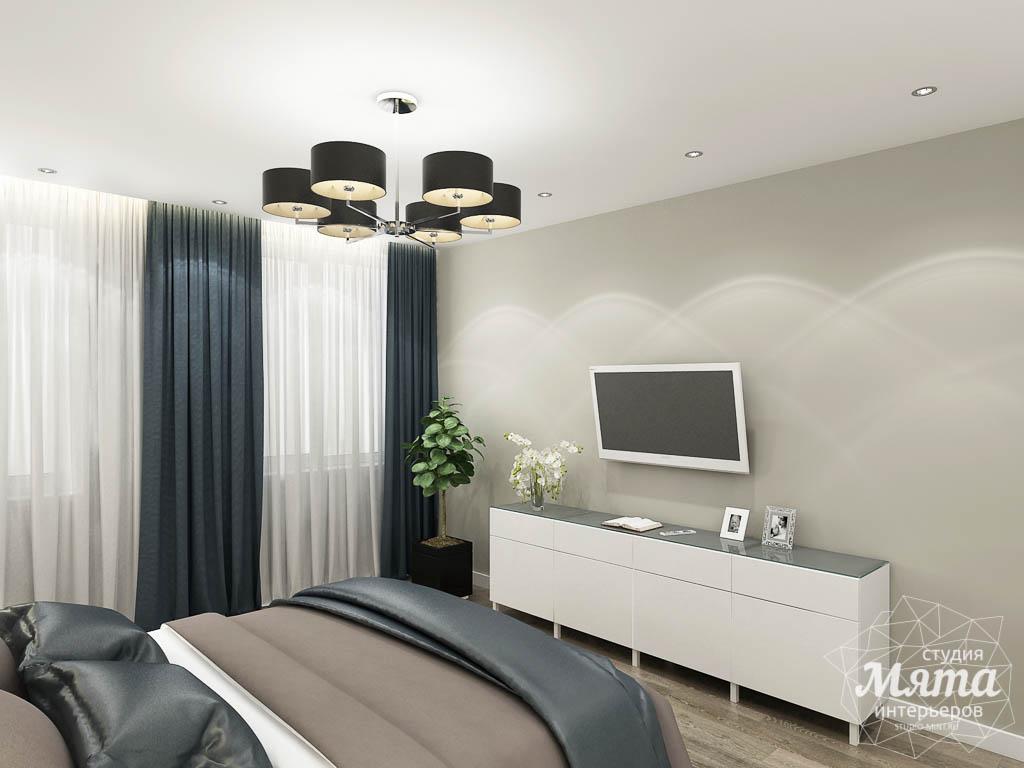 Дизайн интерьера двухкомнатной квартиры в ЖК Крылов img348201748