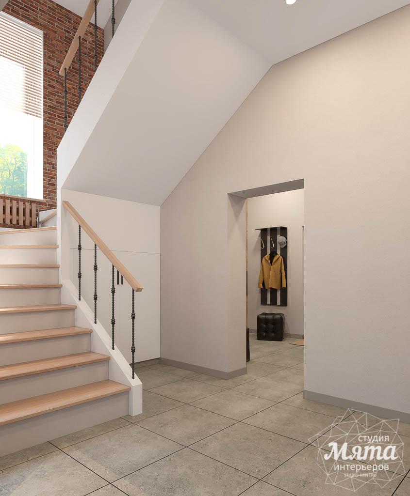 Дизайн интерьера коттеджа в п. Алые Паруса img1203880246