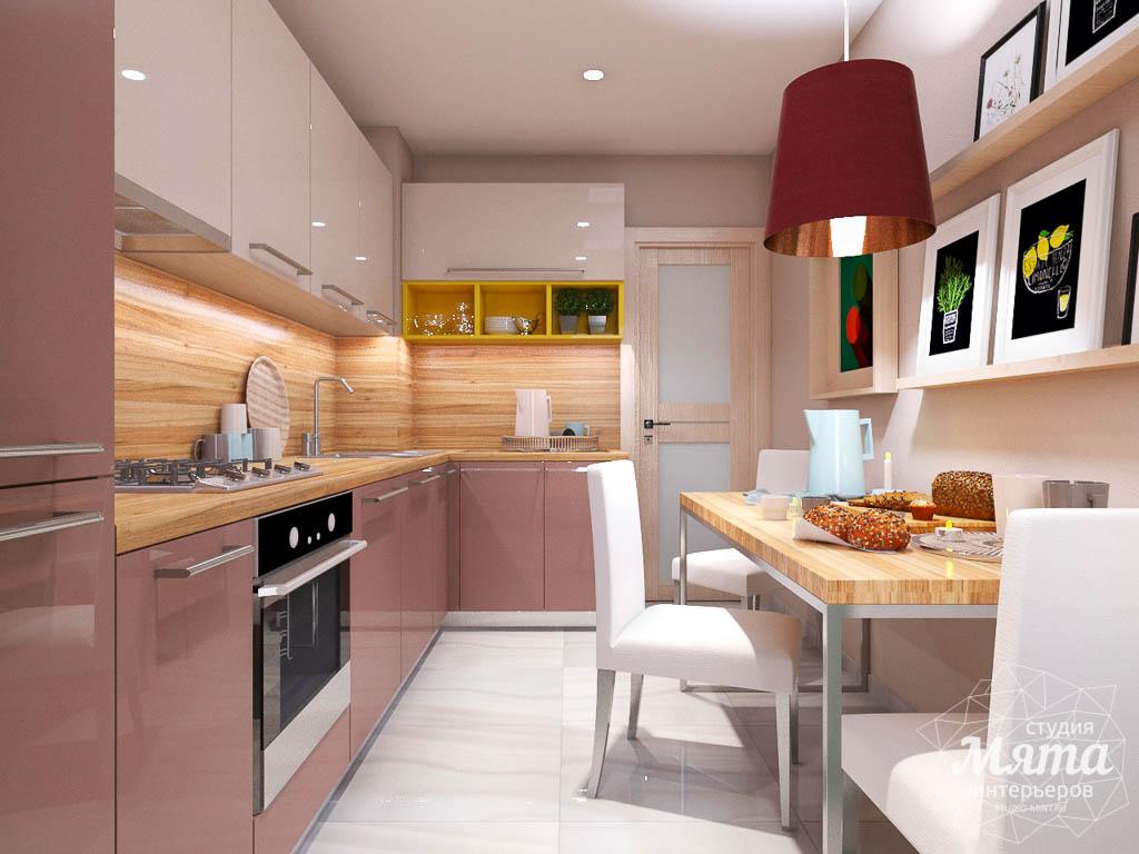Дизайн интерьера трехкомнатной квартиры по ул. Куйбышева 102 img151108416