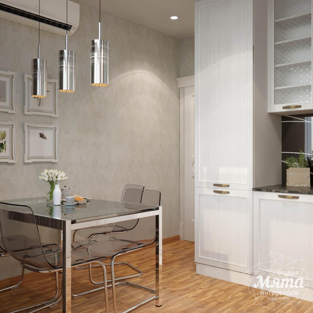 Дизайн интерьера однокомнатной квартиры ЖК Солнечный Остров img263412741