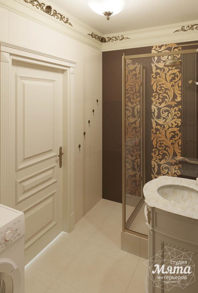 Дизайн интерьера квартиры - студии в ЖК Свой Круг img628374448