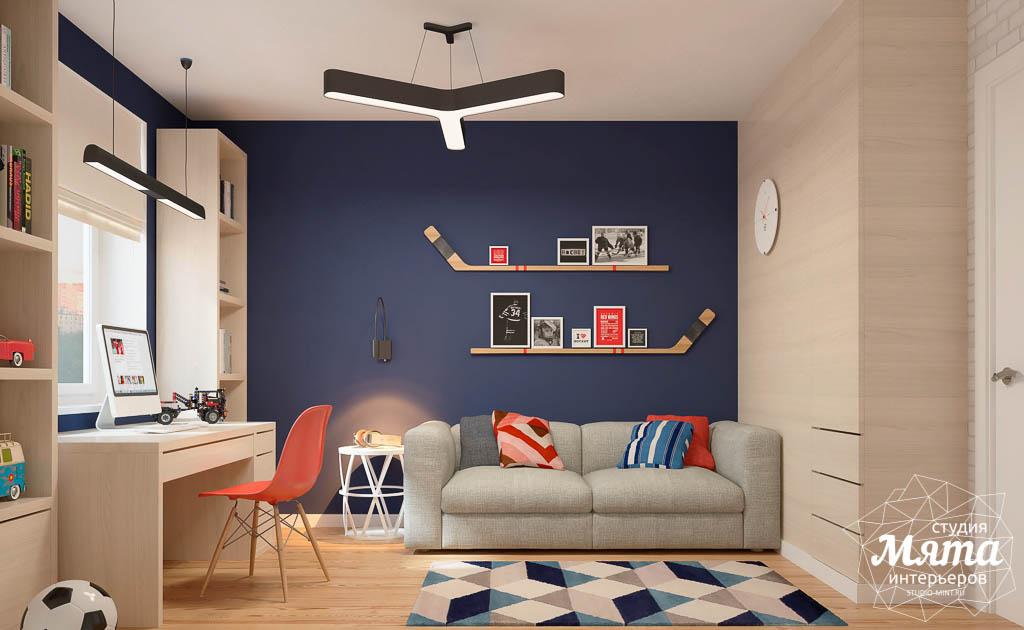 Дизайн интерьера детской комнаты в ЖК Антарес img1758043366