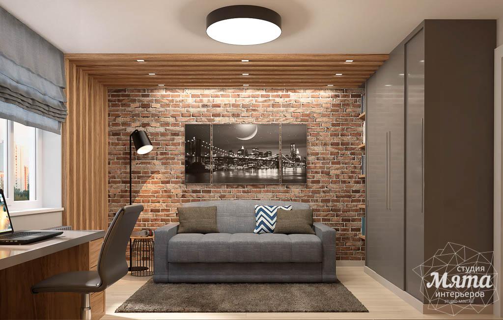 Дизайн интерьера трехкомнатной квартиры в ЖК Малевич img678222956