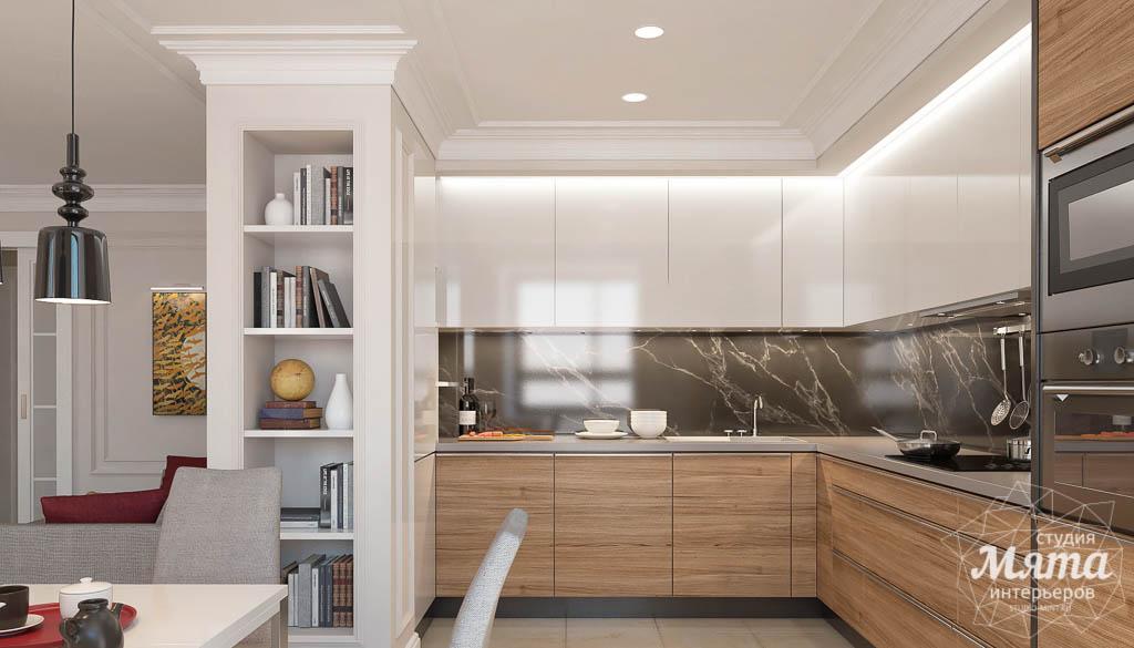 Дизайн интерьера трехкомнатной квартиры в ЖК Малевич img698400114