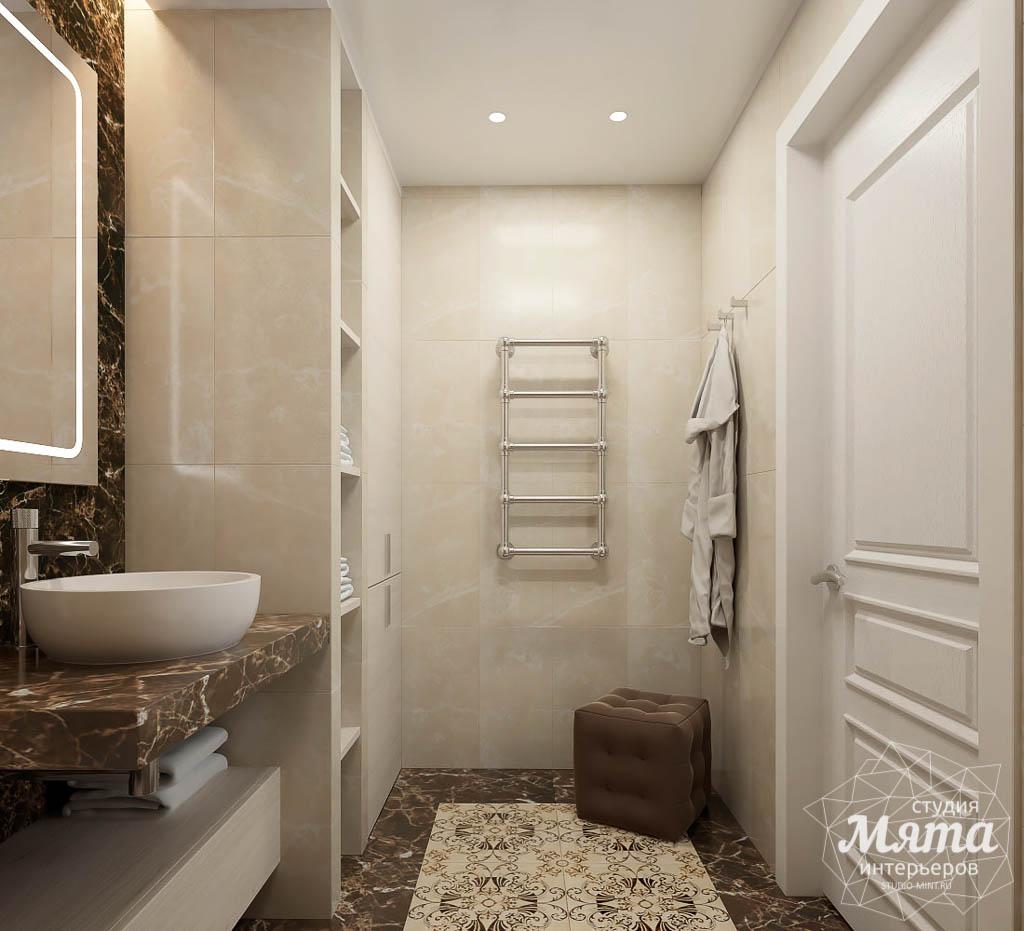 Дизайн интерьера трехкомнатной квартиры в ЖК Малевич img92619329