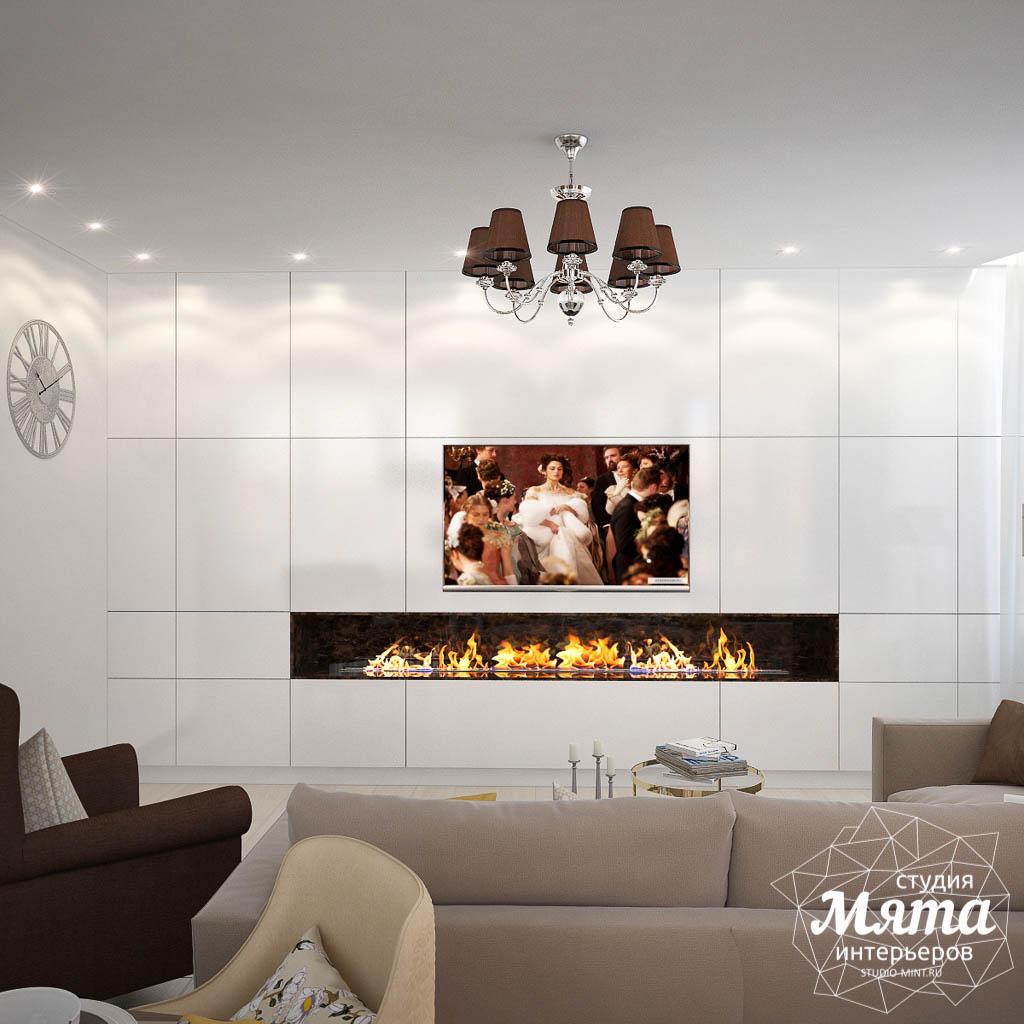 Дизайн-проект двухкомнатной квартиры в ЖК Чемпион Парк img2050942566