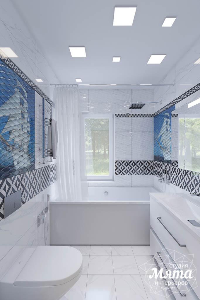 Дизайн интерьера ванных комнат для коттеджа в г. Салехард img9971506