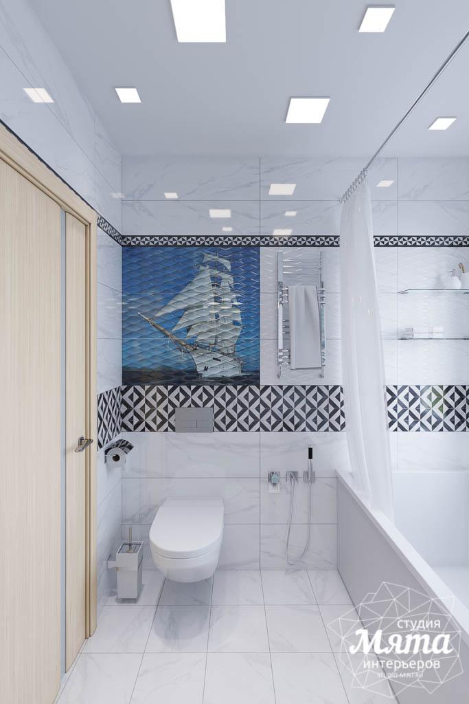 Дизайн интерьера ванных комнат для коттеджа в г. Салехард img783507411