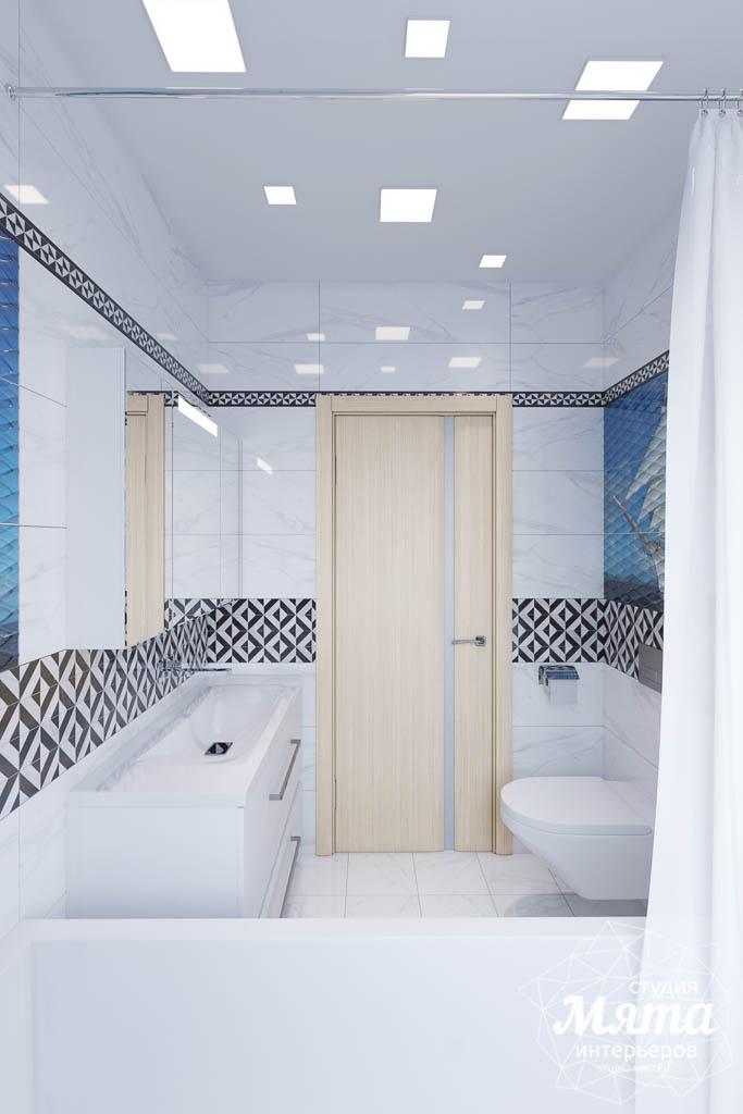 Дизайн интерьера ванных комнат для коттеджа в г. Салехард img1146796570