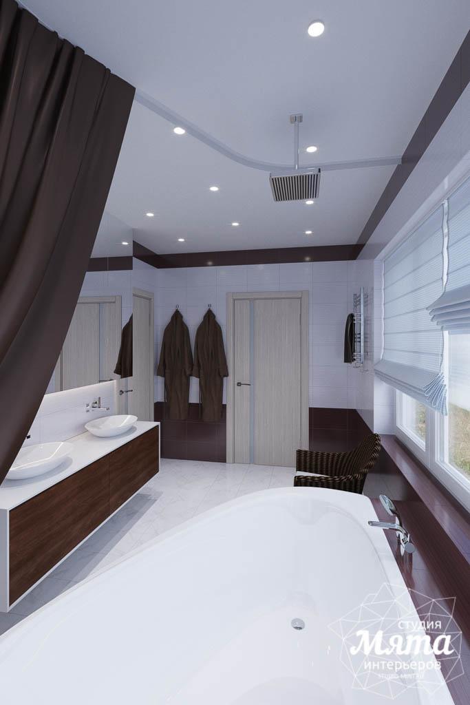Дизайн интерьера ванных комнат для коттеджа в г. Салехард img1210459654