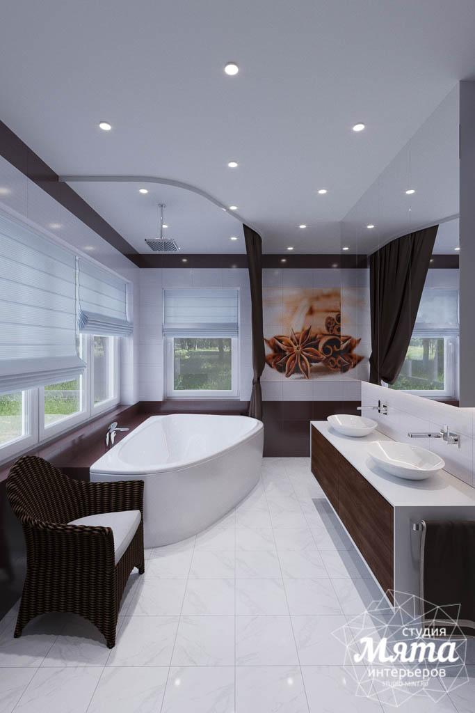 Дизайн интерьера ванных комнат для коттеджа в г. Салехард img922091885