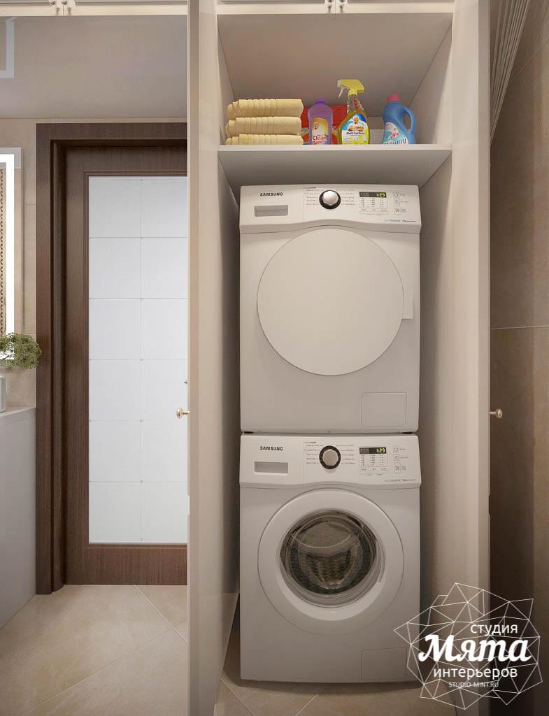 Дизайн-проект двухкомнатной квартиры в ЖК Чемпион Парк img682153592
