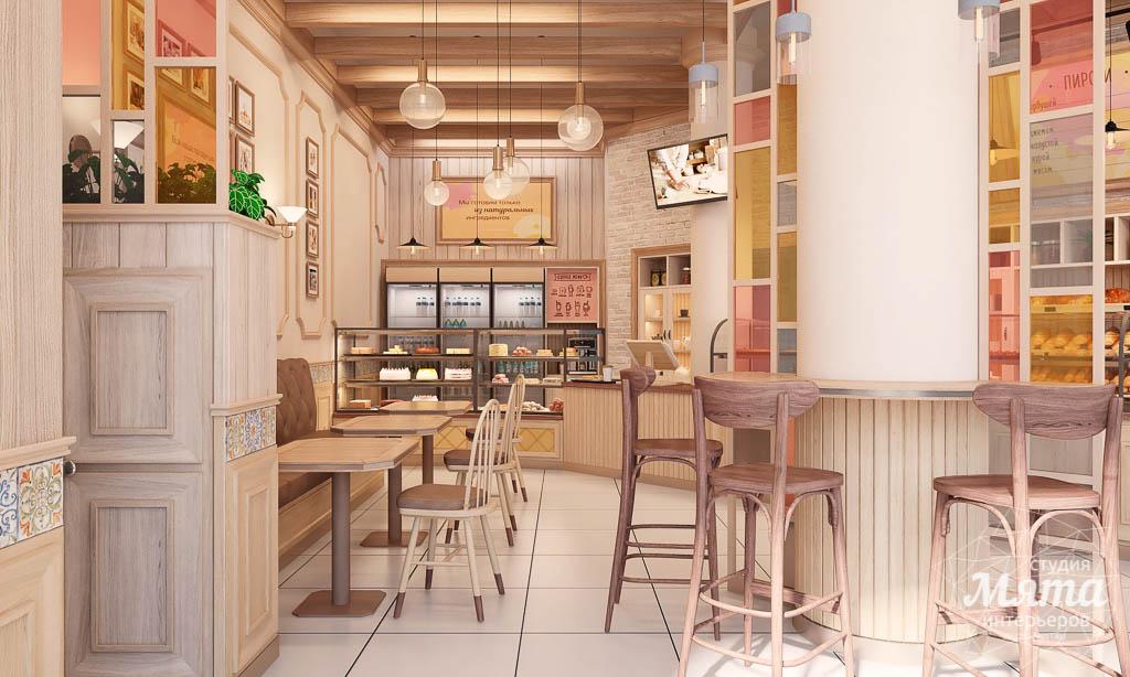 Дизайн интерьера пекарни Сдобная Сказка img273228032