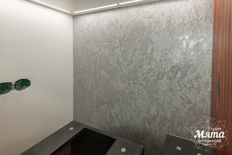 Дизайн интерьера и ремонт трехкомнатной квартиры по ул. Татищева 49 81