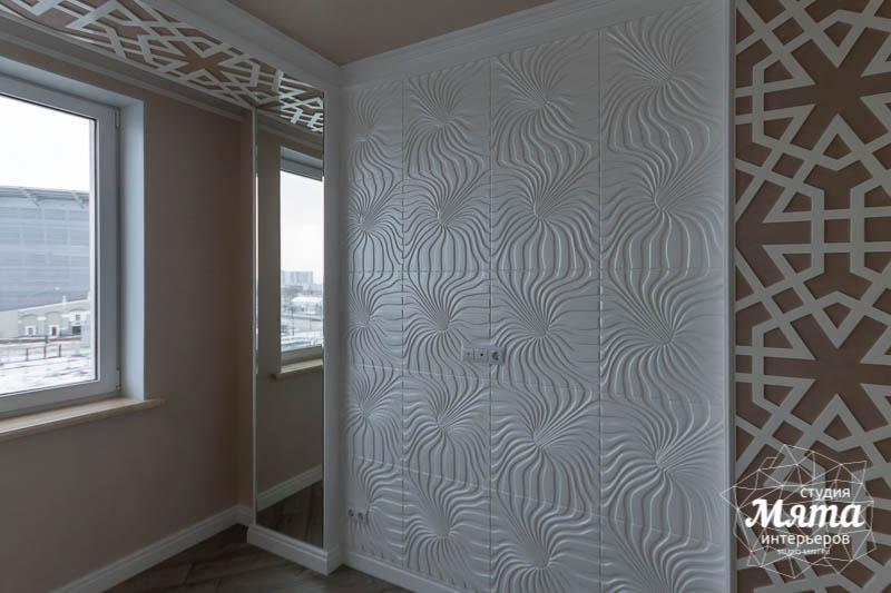 Дизайн интерьера и ремонт трехкомнатной квартиры по ул. Татищева 49 39