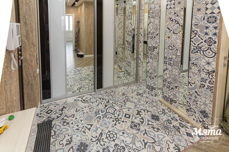 Дизайн интерьера и ремонт трехкомнатной квартиры по ул. Татищева 49 54