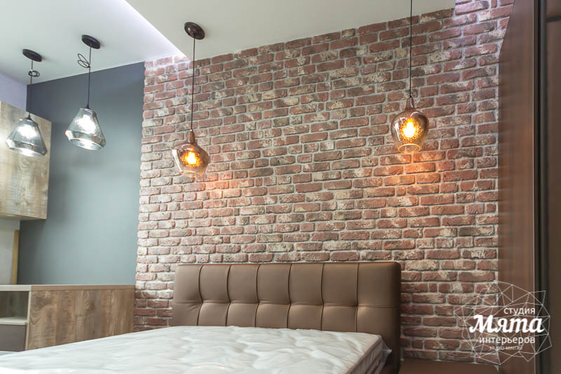 Дизайн интерьера и ремонт трехкомнатной квартиры по ул. Татищева 49 4