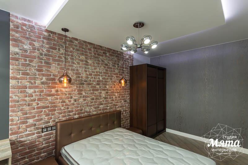 Дизайн интерьера и ремонт трехкомнатной квартиры по ул. Татищева 49 8