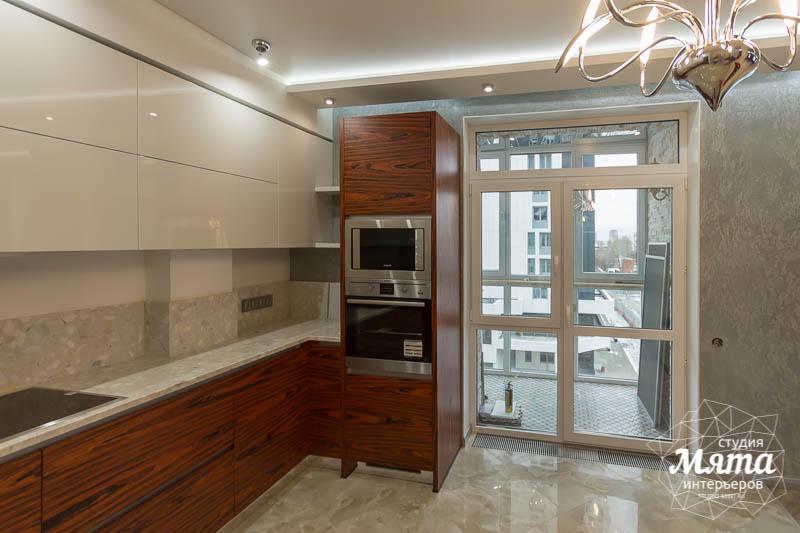 Дизайн интерьера и ремонт трехкомнатной квартиры по ул. Татищева 49 19