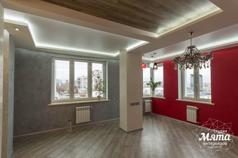 Дизайн интерьера и ремонт трехкомнатной квартиры по ул. Татищева 49 23
