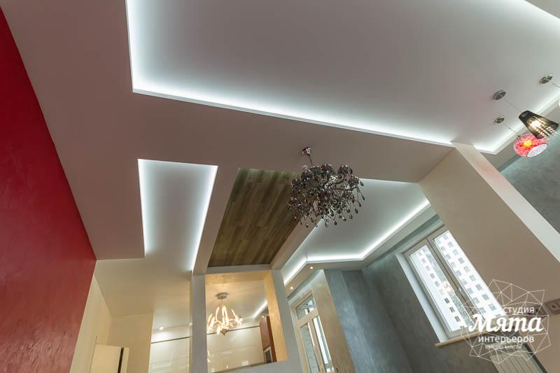 Дизайн интерьера и ремонт трехкомнатной квартиры по ул. Татищева 49 27
