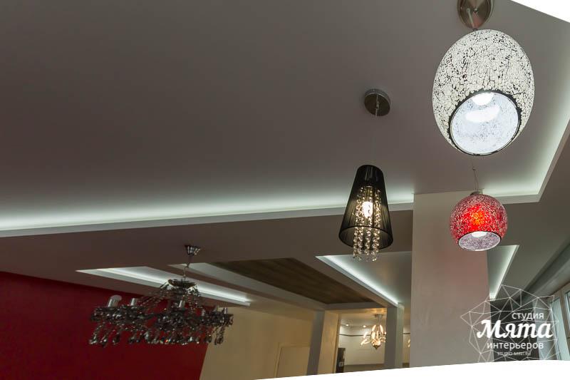 Дизайн интерьера и ремонт трехкомнатной квартиры по ул. Татищева 49 29