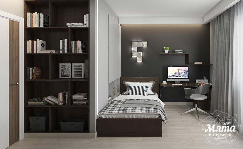 Дизайн интерьера двухкомнатной квартиры в ЖК Первый Николаевский img1261832797