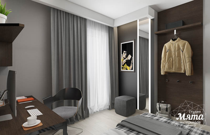 Дизайн интерьера двухкомнатной квартиры в ЖК Первый Николаевский img1476022455