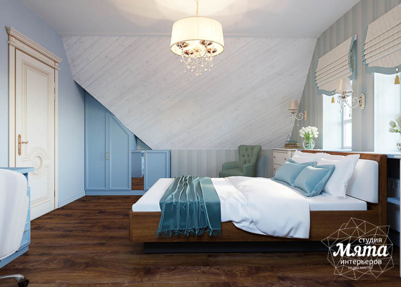 Дизайн интерьера и ремонт коттеджа г. Асбест img957804299