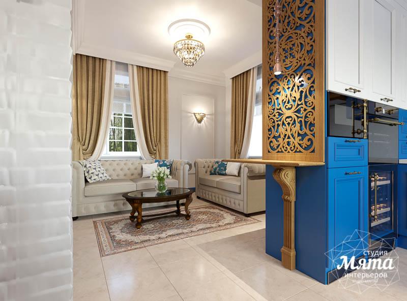 Дизайн интерьера и ремонт коттеджа г. Асбест img2070326381