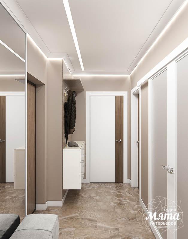 Дизайн интерьера двухкомнатной квартиры в ЖК Первый Николаевский img219577423