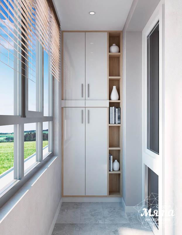 Дизайн интерьера двухкомнатной квартиры в ЖК Солнечный img1795840144