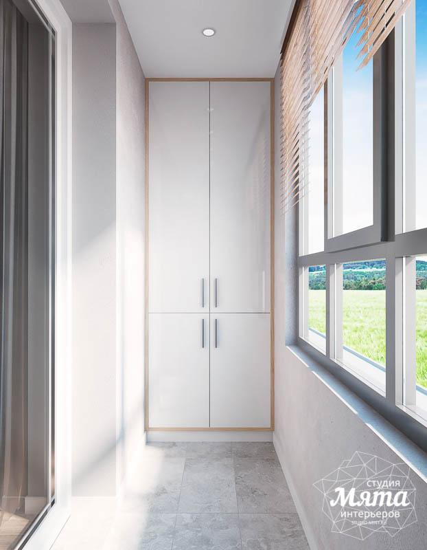 Дизайн интерьера двухкомнатной квартиры в ЖК Солнечный img567850966