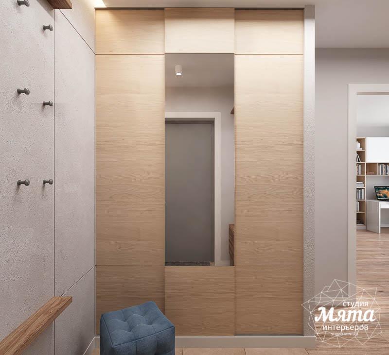 Дизайн интерьера двухкомнатной квартиры в ЖК Солнечный img1816308500