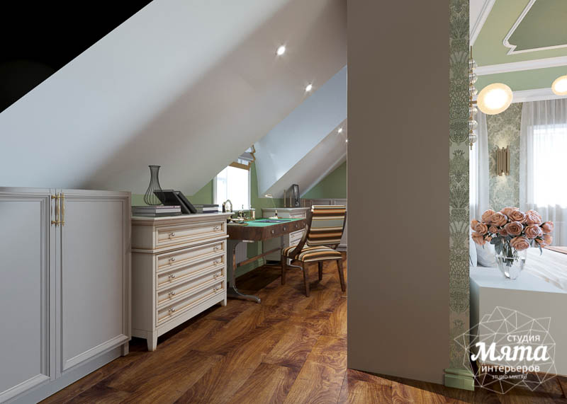 Дизайн интерьера и ремонт коттеджа г. Асбест img640775273